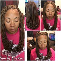 Small Box Braids Hairstyles, Long Face Hairstyles, African Braids Hairstyles, Braided Hairstyles, Braids With Curls, Long Braids, Braids For Black Hair, Girls Braids, Medium Hair Styles
