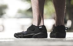 "Nike Air Rift (""Genealogy of Free"" Black Pack)"