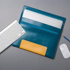 애프터텐 맥북프로 레티나 13인치 파우치 sustainable moment by AFTERTEN #맥북 #macbook #design #brand #afterten #apple #애플 #Padgram