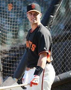 Buster Posey, May 2014