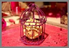 Cage en métal - 7 cm