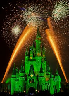 A collection of of images featuring the wonderment and magic of the Disney theme parks once the sun goes down. Disney Tips, Disney Love, Disney Magic, Disney Parks, Disney Disney, Disney Stuff, Disney World Resorts, Disney Vacations, Walt Disney World