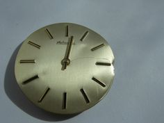 HABMANN 17 JEWELS  (PUW560)Uhrwerk -aus Goldschmelze-def. an Bastler