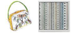 Parceria fashion: Prada lança bolsa com polêmico artista Damien Hirst