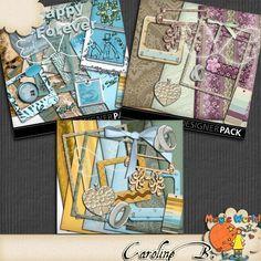 Happy Forever Bundle Happy Forever Bundle [] - $4.79 : Caroline B., My Magic World of Digital Design, wedding, album