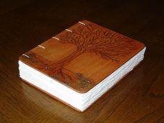 Coptic Stitched Blank Book