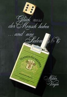Salem No. 6 cigarettes