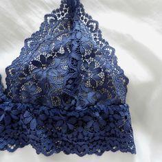 Miupi | Para Você  #miupi #adoromiupi #lingerie #renda #lace #intimates #blue…