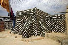 House in Burkina Faso