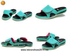 2014 South Beach 487332 400 Slippers Nike Air LeBron Slide