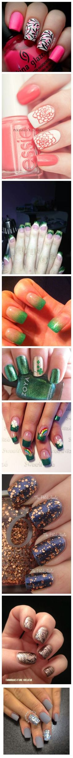 Nail Art Ideas and Designs The key to positive body image go to slimmingbodyshape. for plus size shapewear and bras Nail Art Diy, Easy Nail Art, Diy Nails, Fabulous Nails, Gorgeous Nails, Pretty Nails, Fancy Nails, Love Nails, Do It Yourself Nails