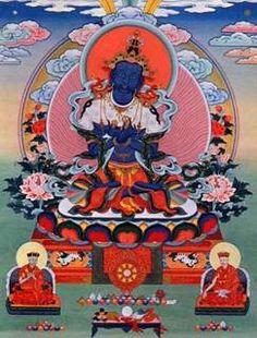 Dorje Chang   -  Vajradhara