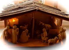 A blessed advent time making melody in your heart unto the King of kings!