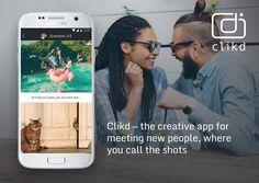 Clikd, one of the latest apps to hit the online dating market, is following the same trend, but doing something new – matching singles based on their answers to personalised quizzes.