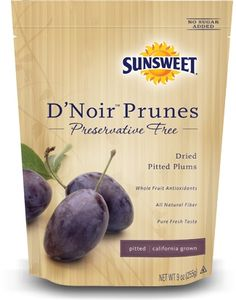 Sunsweet DNoir Prunes healthy-foods-i-should-probably-start-buying-more-