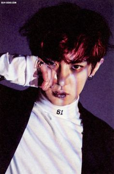 EXO   EX'ACT Monster - Chinese ver. #Chanyeol Cr. @OliV_xoxo
