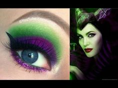 Disney Maleficent Makeup Tutorial - Collab with Emanuele Castelli