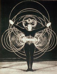 Costume design by Oskar Schlemmer. Triadisches Ballett (Triadic Ballet) is a ballet developed by Oskar Schlemmer. It premiered in Stuttgart, on 30 September 1922, with music composed by Paul Hindemith.