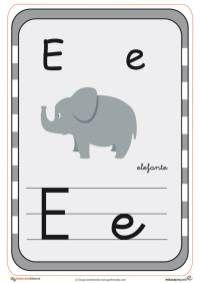 abecedario en color e Teaching The Alphabet, Activities For Kids, Preschool, Reading, Logos, Victor Hugo, Portal, Origami, Spanish