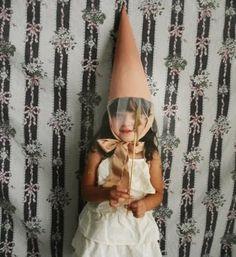 DIY dress up hat