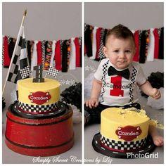 Pasteles para fiesta infantil de Cars (29) - Decoracion de Fiestas Cumpleaños Bodas, Baby shower, Bautizo, Despedidas