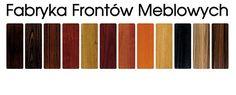Fronty lakierowane   Wiech - fabryka frontów meblowych