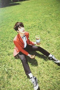 BTS ~ Jin... I want this thing in my backyard hurhur