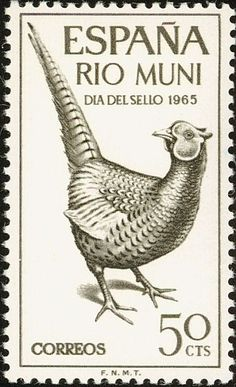Common Pheasant stamps - mainly images - gallery format