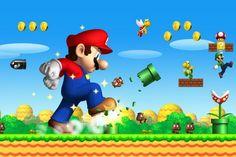 10 reasons to play New Super Mario Bros all over again Mundo Super Mario, Super Mario Bros Games, Super Mario 3d, Super Smash Bros, Mario Kart Ds, Mario Bros., Mario Party, Mario And Luigi, Edward Snowden