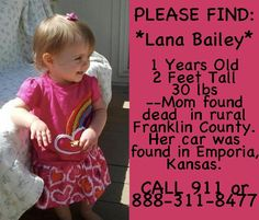 Lana was found dead after her mom. Please share this of you want to make whoever did this PAY THE PRICE.