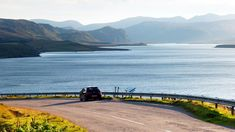 A stop along the North Coast 500 at Loch Eriboll in northwest Scotland (Credit: Iain Sarjeant/North Highland Initiative) Route 66, Highlands, Places Around The World, Around The Worlds, West Highland Way, North Coast 500, Scottish Castles, Scotland Travel, Scotland Trip
