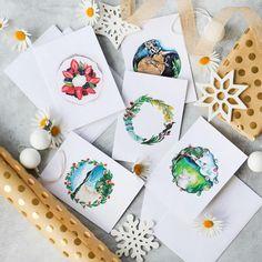 Kiwiana Christmas card designs by CIP Design Studio
