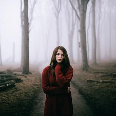 Gorgeous Portrait Photography by Steven Ritzer #inspiration #photography