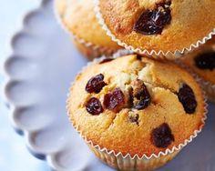 Petits gâteaux aux raisins secs