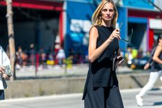 The Street Report: New York Fashion Week   - HarpersBAZAAR.com