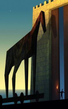 Lou Romano - The Trojan Horse