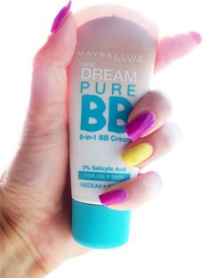 Dream Pure BB Maybelline <3