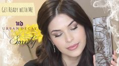 Get Ready with Me: Urban Decay Naked Smoky Palette! #beauty #makeup #tutorial #urbandecay #nakedsmoky #bbloggers