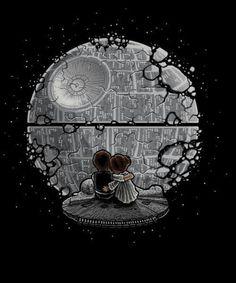 A la luz de la Estrella de la Muerte