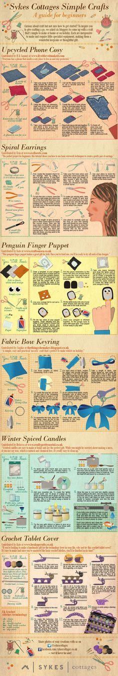 Penguin Finger Puppets & More Cute Cute CUTE Crafts!