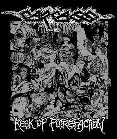 Arte Horror, Horror Art, Death Metal, Carcass Band, Metal Music Bands, Metal Drawing, Hard Rock, Heavy Metal Art, Rock Poster