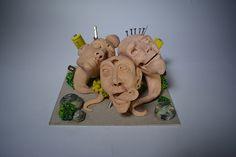 ESCULTURA surrealism by luishernando1995.deviantart.com on @DeviantArt