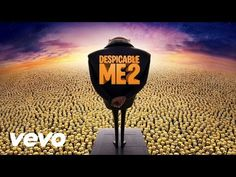 Pharrell Williams - Happy (Despicable Me 2 - Lyric Video) - Como ficar sem sorrir e dançar?