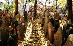 Oude Joodse begraafplaats, Praag