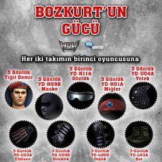 Bozkurt'un Gücü