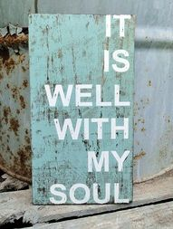 How to nurture our soul
