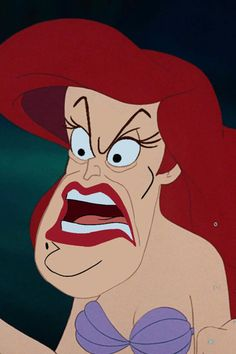 Ariel and Ursula | Disney Villain Face Swaps That Will Destroy Your Childhood