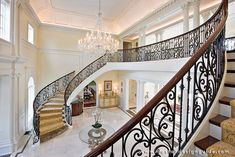 MGA Marcus Gleysteen Architects | Boston Design Guide; Stair Hall