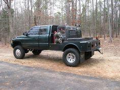 What a cool welding truck!