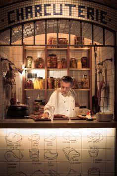 Kaper Design; Restaurant & Hospitality Design Inspiration: Palmer & Co !